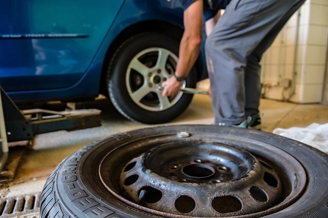 как се съхраняват гуми