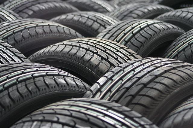 Правилно подредени гуми