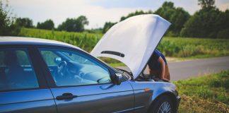 когато колата прегрее